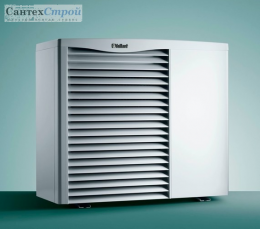 Тепловой насос (воздух / вода) Vaillant AroTherm VWL 55/2 A 230 V Пакет 0010016408 + multiMATIC VRC7